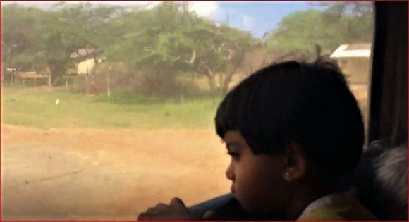hiruni in autobuzul cu aripi
